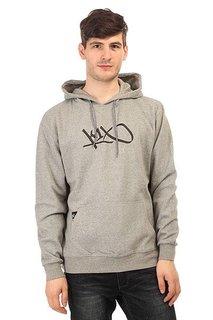 Толстовка кенгуру K1X Hardwood Hoody Grey