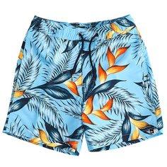 Шорты пляжные детские Quiksilver Paradisepboy12 Bonnie Blue