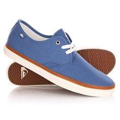Кеды кроссовки низкие Quiksilver Shorebreak Blue