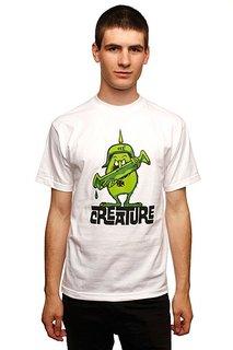 Футболка Creature Gremmie White