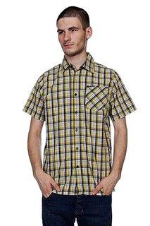 Рубашка в клетку Animal Scarriff Yellow