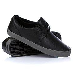 Кеды кроссовки низкие Fallen Capitol True Black/Grey