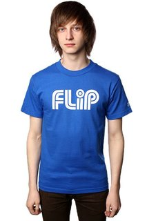 Футболка Flip Tube Royal Blue