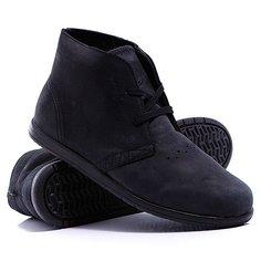 Кеды кроссовки высокие Element Prescott Black/Black