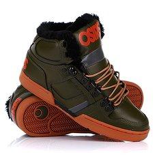 Кеды кроссовки утепленные Osiris Nyc 83 Shr Bch/Black/Rst