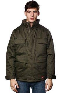 Куртка зимняя Dickies Grand Island Jacket Dark Olive