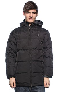 Куртка пуховик Globe Unify Jacket Black