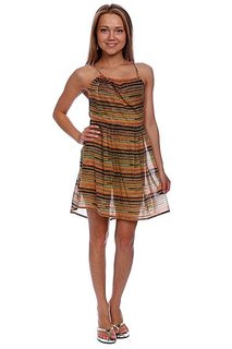 Платье женское Insight Inca Stripe Dress Inca