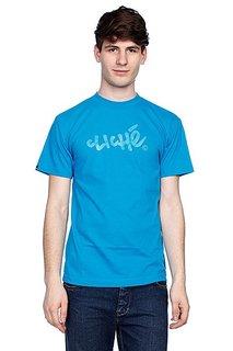 Футболка Cliche Handwritten Classic Turquoise