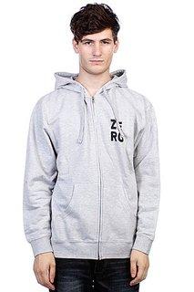 Толстовка Zero Numero Grey