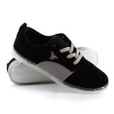 Кеды кроссовки низкие Fallen Derby Black/Cement Grey