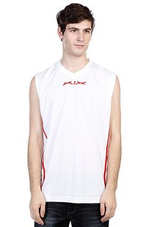 Футболка K1X Hardwood League Uniform Jersey White/True Red