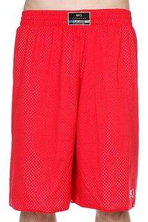 Шорты K1X Hardwood Rev Practice Shorts Red