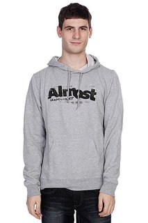 Кенгуру Almost Screen Works Pullover Heather Grey
