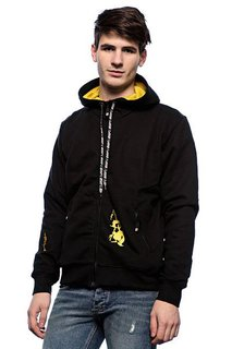 Толстовка Apo Coincoin Black/Yellow