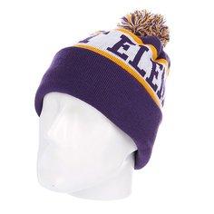 Шапка с помпоном Element Fairfax Beanie Purple