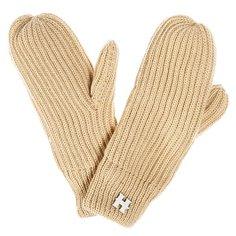Варежки женские Harrison Beatrice Gloves Beige