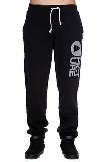 Штаны прямые Picture Organic Chill Men Pants Black