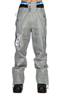 Штаны сноубордические Picture Organic Bioceramic Profile 2 Pant Grey