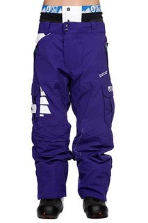 Штаны сноубордические Picture Organic Genepi Pant Purple