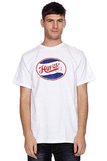 Футболка Huf Last Generation Tee White