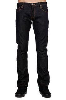 Джинсы прямые Diamond Skate Life Stretch Denim Indigo