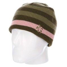 Шапка женская Animal Dipper Reversibe Stripe Beanie