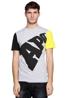 Футболка Apo Bold Regular Heather White