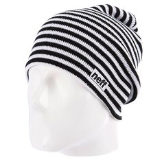 Шапка носок Neff Duo Stripe Black/White