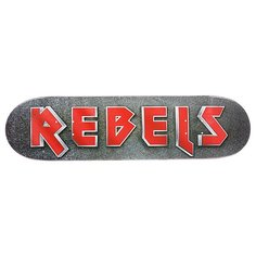 Дека для скейтборда Rebels Logo Maiden 32 x 8.25 (21 см)