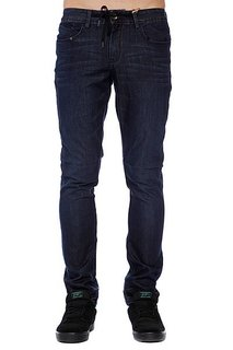 Джинсы прямые Element Ry Dark Stone Wash
