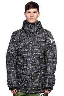 Куртка Grenade Task Force Charcoal