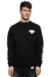 Свитшот Diamond Certified Crew Neck Black