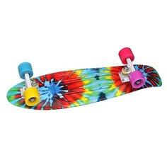 Скейт мини круизер Penny Nickel Holiday Tie Dye/Blue 27 (68.6 cм)