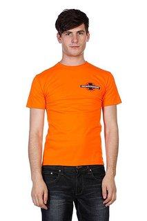 Футболка Independent Bullseye Orange