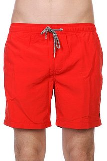 Шорты пляжные Globe Dana Iii Poolshort Red Clay