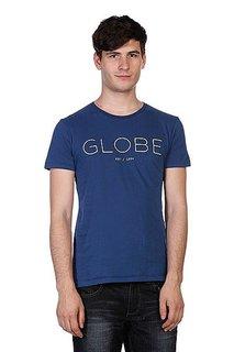 Футболка Globe Phase Tee Patr Blue