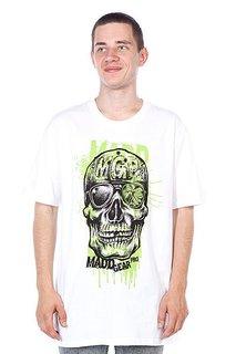 Футболка MGP T-shirt Bonehead White
