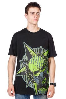 Футболка MGP T-shirt Iron Star Black