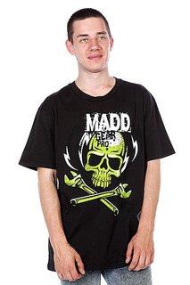 Футболка MGP T-shirt Lightning Bolt Black