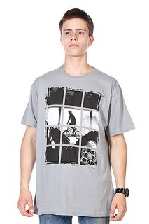 Футболка MGP T-shirt Sectioned Grey