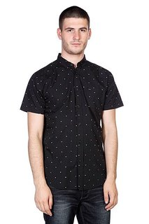 Рубашка Globe Signal Shirt Black
