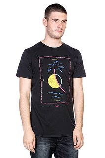 Футболка Globe К/Р Globe Sunset Tee Acid Black