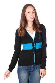 Кардиган женский Zoo York Arrow Sweater Black