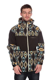Куртка Neff Tribal Softshell Black