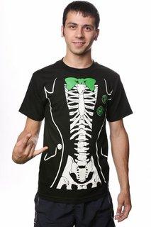Футболка Creature Skeletux Black
