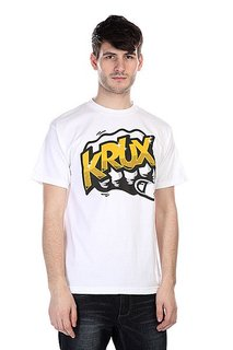 Футболка Krux The Bum Rush White