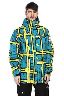 Куртка Grenade Mens Jacket Doomstripes Slime