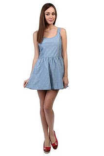 Платье женское Insight Bounty Dress Bounty Blue