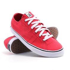 Кеды кроссовки низкие Dekline Forty Oldy 5 Red